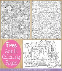 Free Adult Coloring Pages To Print And Color By Thaneeya McArdle