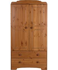 6ft Pre Lit Christmas Tree Homebase by Buy Nordic 2 Door 2 Drawer Wardrobe Pine At Argos Co Uk Your