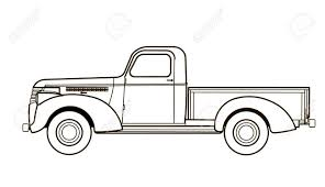 Car Truck Old Royalty Free Cliparts, Vectors, And Stock Illustration ... Vector Drawings Of Old Trucks Shopatcloth Old School Truck By Djaxl On Deviantart Ford Truck Drawing At Getdrawingscom Free For Personal Use Drawn Chevy Pencil And In Color Lowrider How To Draw A Car Chevrolet Impala Pictures Clip Art Drawing Art Gallery Speed Drawing Of A Sketch Stock Vector Illustration Classic 11605 Dump Loaded With Sand Coloring Page Kids