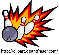Bowling clipart word Pencil and in color bowling clipart word