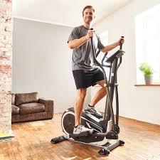 crosstrainer mit app steuerung 18 kg schwungmasse