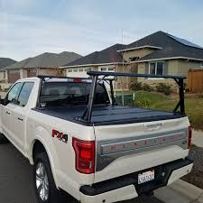 A Few Pics Of A Sport Rack With Folding Tonneau Cover . . . - Ford ...