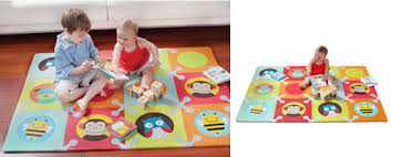 skip hop playspot floor tiles zoo urbanbaby