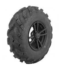 QBT671 Mud Tires 27x12-12 - Tire & Wheel