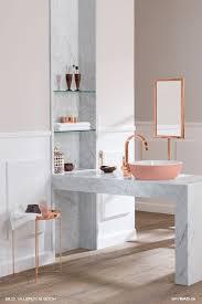marmor und pastell waschtische voll im trend wohnung