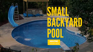 Small Backyard Pool Design Ideas - YouTube Swimming Pool Designs For Small Backyard Landscaping Ideas On A Garden Design With Interior Inspiring Backyards Photo Yard Home Naturalist House In Pool Deoursign With Fleagorcom In Ground Swimming Designs Small Lot Patio Apartment Budget Yards Lazy River Stone Liner And Lounge