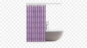 vorhang fenster douchegordijn dusche badezimmer lila