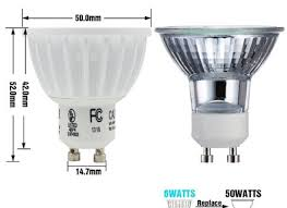 torchstar dimmable mr16 gu10 led light bulb 6w 50w equivalent