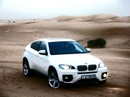 So we got a BMW X6 and went offroad