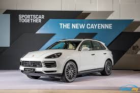 All-New 2018 Porsche Cayenne Launched, Priced From RM745,000 - Auto ...