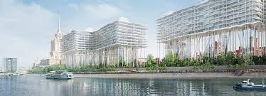 100 Apartments In Moscow Herzog De Meuron Plans Badaevskiy Brewery Redevelopment In