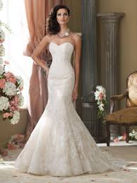 wedding dresses 2014 collection u2013 strapless lace tulle organza