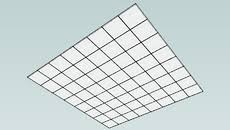 Certainteed Ceiling Tiles Cashmere by Certainteed Ceilings 3d Warehouse
