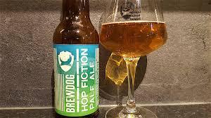 brewdog hop fiction pale ale craft beer review youtube