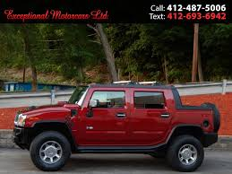Hummer H2 Trucks For Sale Hummer Mcvay Motors Inc Used Cars For Sale Pensacola Fl H3t Does An H3 Truck Autoweek Hummer 4wd Suv For Sale 1470 Fire Trucks Archives Gev Blog Jurassic Truck Trex Dont Call It A Beautiful Attractive 2018 H3t Concept And 2006 Hummer H1 Alpha Custom Sema Show Trucksold Alpha 2005 H2 For Sale In Moose Jaw