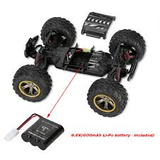 Original Foxx S911 Monster Truck 1/12 RWD High Speed Off Road RC ... Wl Toys A999 124 Scale Monster Onslaught Truck 24ghz Big Toys 110 Model 4ch Rc Tri Trucks Axel Ugly Vehiclebr Toysrus Rain Cant Put Brakes On Monster Truck Toy Drive New Jersey Herald The 8 Best Toy Cars For Kids To Buy In 2018 Ecx Ruckus 2wd Rtr Electric Blackorange Whosale Car With Remote Control Children Giveaway Movie And Party Ideas Charlene Hot Wheels Jam Batman Shop Monster Trucks Lego Technic 42005 3500 Hamleys Games