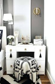 Pier One Dressing Mirror by Desk Convert An Ikea Dressing Table Into A Makeup Vanity Makes