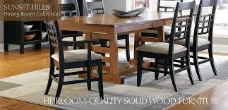 Kountry Wood Products Shawnee by Borkholder Furniture Authentic Amish Crafted