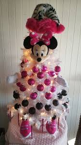 Minnie Mouse Christmas Tree