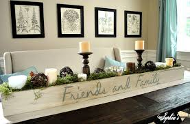 Centerpieces For Dining Room Table Ideas by Sophia U0027s Planter Box Centerpiece