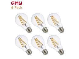 led edison light bulb dimmable a19 vintage led filament bulb 800