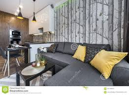 100 Interior For Small Apartment Modern Design Stock Image Image Of