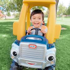 100 Little Tikes Cozy Truck LT With Side Eyes Backyard Fun And Play