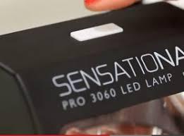 Sensationail Pro 3060 Led Lamp by Light Up Your Nails With The Led Nail Lamp Sensationail