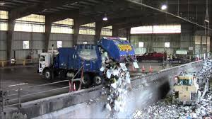 Garbage Trucks At The Dump: Part 2 - YouTube