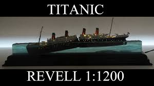 Roblox Rms Olympic Sinking by Titanic Scale Model Sinking Diorama Youtube