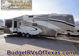2009 38ft Cedar Creek Custom 5th Wheel Travel Trailer