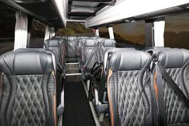 siege mercedes luxury coach hire in salaun autocars