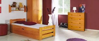 3 tlg schlafzimmer set kinder holz zimmer garnitur schrank bett kommode neu
