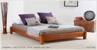 low platform bed no headboard low platform bed platform beds