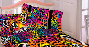 lisa frank bedding collection walmart sheets pillows