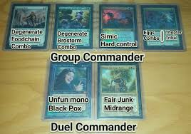 Thopter Deck Magic Duels by Tg Traditional Games