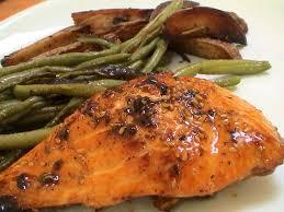recette de pavés de saumon au miel et sésame la recette facile