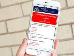 How to remove FBI warning virus from iPhone iPad in Safari