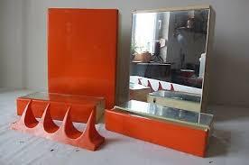 original ddr badezimmer hängeschränke möbel kunststoff 70er