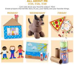 Michaels Art Desk Instructions by Camp Creativity