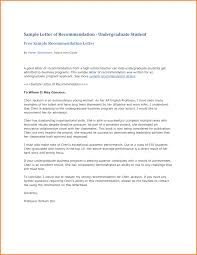 Reference Letter Business Partner Recommendation Letter Template