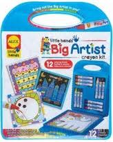 Alex Toys Artist Studio Magnetic by New Year U0027s Savings On Alex Toys Artist Studio 24 Erasable Crayons
