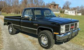 1987 GMC Sierra | Connors Motorcar Company