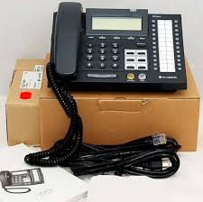 NEW LG Nortel LIP-6830D IP Network LCD Phone RJ45 Business Office ...