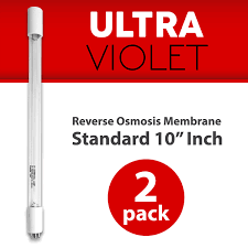 ultraviolet uv replacement bulbs for water filtration 2 pack