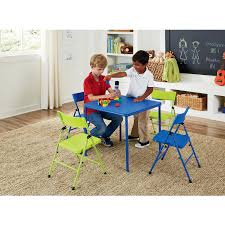 Cosco Folding Chairs And Table by Safety 1st Children U0027s Folding Table Multiple Colors Walmart Com