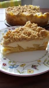 apfelkuchen mit vanillecreme und streuseln musikaro