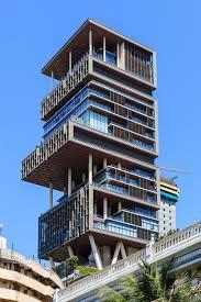 1200px Mumbai 03 2016 19 Antilia Tower