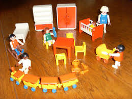 details zu playmobil kinderzimmer für puppenhaus