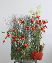 Custom Ikebana By Catherine Catanese Sculptor Of Flowers